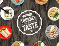 Hidden Valley Ranch's Tourney of Taste Facebook App
