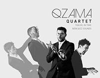 Branding | Qzama Jazz Quartet