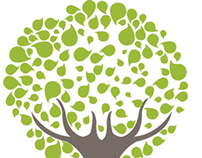 Propuesta logotipo para fundación.