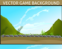 Nature Game Background