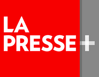 La Presse+ / BRAND