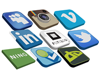 Over a hundred icons vectorized completely free. soon