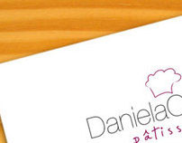 Visual identity for Daniela Chaves Patisserie