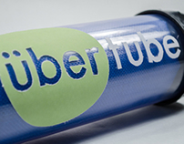 über tube packaging