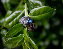 Product Photography: My Ring Collection