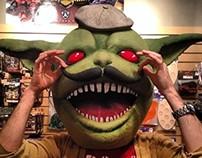 Pathfinder Goblin Mask