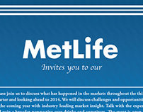 MetLife Seminar Invitation