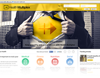 Health Multiplex - Online Health Portal Website