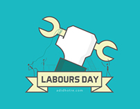 Labours Day Design