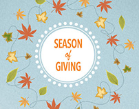 Season of Giving Firm Communications