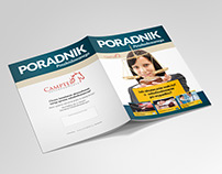40 pages brochure