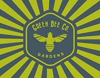 GREEN BEE GARDENS IDENTITY