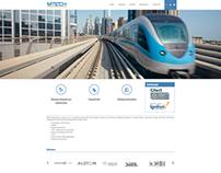 MTech Engineering web site