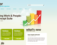 Financial targets and growth objectives Joomla Template