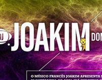 JOAKIM NO PLANETÁRIO IBIRAPUERA - SP