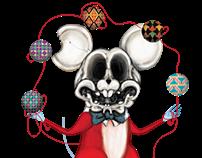 Hey Mickey // Peekaboo