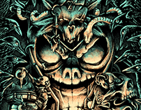 Shirt Design: DBH Diablo 3 Shirt Design Competition