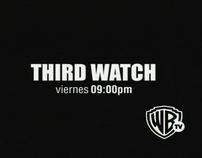 THIRD WATCH WARNER CHANNEL