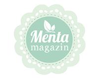 Menta Magazin logo
