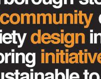 Community. Design. Initiative.
