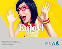 Swipe Wordpress & Html theme