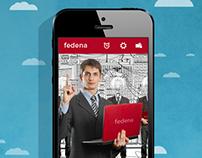 Cloud Incredible (Responsive & Mobile Interface)