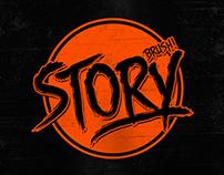 Story Brush Font