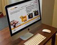 GRANNET - Web Design