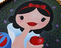 Snow White's portrait