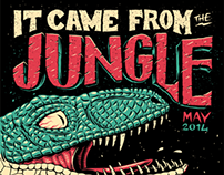 It Came From The Jungle - May