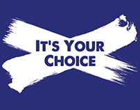 Scotland's Future – It's Your Choice