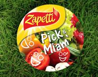Zapetti - Pick & Miam