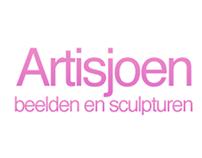 Artisjoen beelden en sculpturen