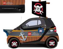 Piratas del Caribe Smart