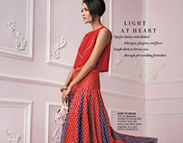 Harper's Bazaar Bride India May 2014