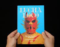 Lucha Loco by Malcolm Venville