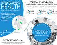 EMC Healthcare EMEA Infographic