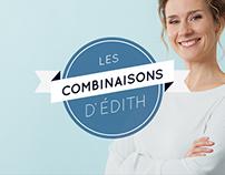 Les combinaisons d'Édith - Websérie