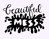 Beautiful Mess t-shirt