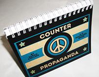 Propaganda Postcard Book