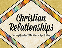 Cover - Christian Relationships (Not Used)
