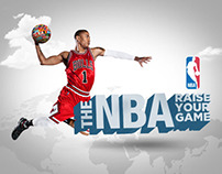 NBA - Raise Your Game