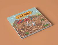 Disaster Guidance Infographics Book Series : Landslide