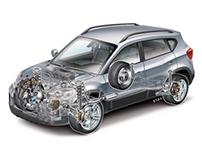 ETAI pour Speedy - SUV