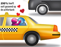 The Best Taxi's in The World - Infographic
