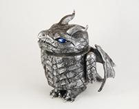 Custom Android Dragon