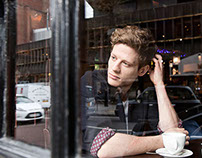 JAMES NORTON, ACTOR - Editorial for 1883magazine.com