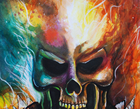 GHOST RIDER (ECOLIN)