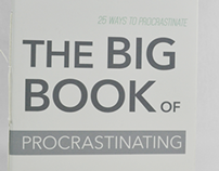 The Big Book of Procrastinating
