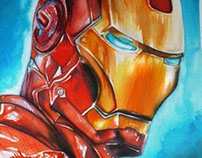 IRON MAN (ECOLIN)